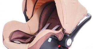 За да сте спокойни на път – столче за кола
