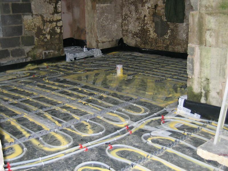 Подовото отопление – достъпен комфорт